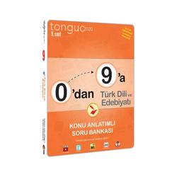 Tonguç Akademi - Tonguç Akademi 9. Sınıf 0 dan 9 a Türk Dili ve Edebiyatı Konu Anlatımlı Soru Bankası