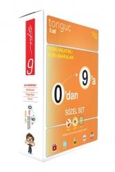 Tonguç Akademi - Tonguç Akademi 9. Sınıf Sözel Set 0 dan 9 a Konu Anlatımlı Soru Bankası