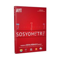 Tonguç Akademi - Tonguç Akademi AYT Sosyometre 12 li Deneme