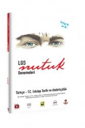 Tonguç Akademi - Tonguç Akademi LGS Nutuk Türkçe İnkılap Denemeleri
