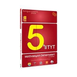 Tonguç Akademi - Tonguç Akademi TYT 5 li Motivasyon Denemeleri