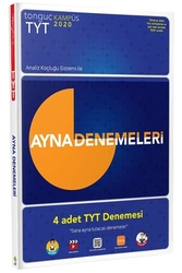 Tonguç Akademi - Tonguç Akademi TYT Ayna 4'lü Deneme