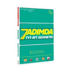 Tonguç Akademi - Tonguç Akademi TYT AYT Geometri 7 Adımda Soru Bankası