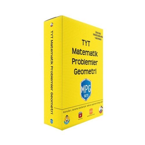 Tonguç Akademi TYT Matematik Problemler Geometri MPG Seti