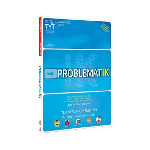 Tonguç Akademi TYT Matematik Problemler Konu Özetli Soru Bankası