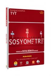 Tonguç Akademi - Tonguç Akademi TYT Sosyometre 20 li Deneme