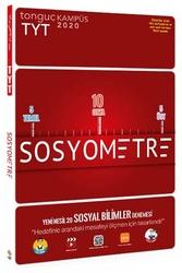 Tonguç Akademi - Tonguç Akademi TYT Sosyometre 20'li Deneme