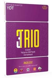 Tonguç Akademi - Tonguç Akademi YDT İngilizce 3'lü TRIO Denemeleri