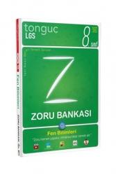 Tonguç Akademi - Tonguç Yayınları 8. Sınıf Fen Bilimleri Zoru Bankası