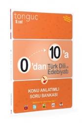 Tonguç Akademi - Tonguç Akademi 0 dan 10 a Türk Dili ve Edebiyatı Konu Anlatımlı Soru Bankası