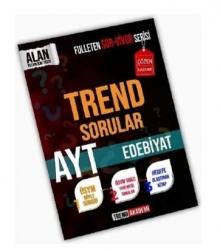 Trend Akademi Yayınları - Trend Akademi Yayınları YKS AYT Edebiyat Trend Sorular Fulleten Sor-Vivor Serisi