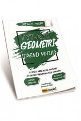 Trend Akademi Yayınları - Trend Akademi Yayınları YKS TYT AYT Geometri Trend Notlar