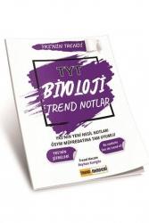 Trend Akademi Yayınları - Trend Akademi Yayınları YKS TYT Biyoloji Trend Notlar