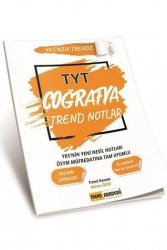 Trend Akademi Yayınları - Trend Akademi Yayınları YKS TYT Coğrafya Trend Notlar
