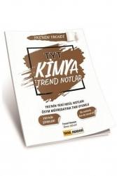 Trend Akademi Yayınları - Trend Akademi Yayınları YKS TYT Kimya Trend Notlar