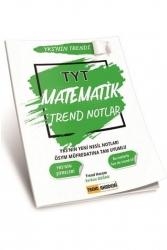 Trend Akademi Yayınları - Trend Akademi Yayınları YKS TYT Matematik Trend Notlar