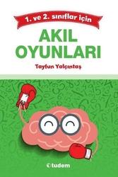 Tudem Yayınları - Tudem Yayınları 1. ve 2. Sınıflar İçin Akıl Oyunları