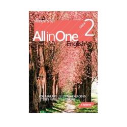 Tudem Yayınları - Tudem Yayınları 2. Sınıf İngilizce All in One
