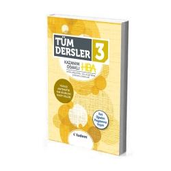 Tudem Yayınları - Tudem Yayınları 3.Sınıf Tüm Dersler Kazanım Odaklı HBA