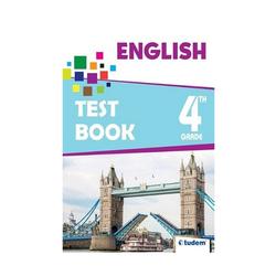 Tudem Yayınları - Tudem Yayınları 4. Sınıf İngilizce Soru Bankası