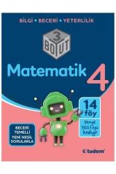 Tudem Yayınları - Tudem Yayınları 4. Sınıf Matematik 3 Boyut