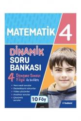 Tudem Yayınları - Tudem Yayınları 4. Sınıf Matematik Dinamik Soru Bankası