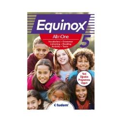 Tudem Yayınları - Tudem Yayınları 5. Sınıf Equinox All In One