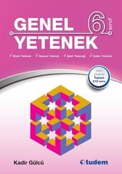 Tudem Yayınları - Tudem Yayınları 6. Sınıf Genel Yetenek Kitabı