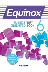Tudem Yayınları - Tudem Yayınları 6. Sınıf İngilizce Equinox Subject Oriented Test Book