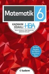 Tudem Yayınları - Tudem Yayınları 6. Sınıf Matematik Kazanım Odaklı HBA
