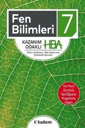 Tudem Yayınları - Tudem Yayınları 7. Sınıf Fen Bilimleri Kazanım Odaklı HBA