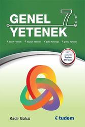 Tudem Yayınları - Tudem Yayınları 7. Sınıf Genel Yetenek Kitabı