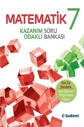 Tudem Yayınları - Tudem Yayınları 7. Sınıf Matematik Kazanım Odaklı Soru Bankası