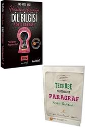 Pelikan Yayıncılık - Tüm Sınavlar İçin Paragraf + Dil Bilgisi Kazandıran Soru Bankası Seti