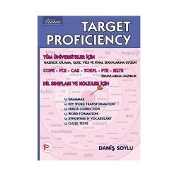 Pelikan Yayıncılık - Pelikan Yayınları Tüm Üniversiteliler İçin Target Profiency