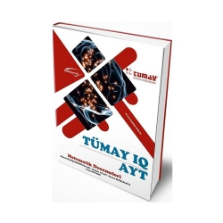 Tümay Yayınları - Tümay Yayınları AYT IQ Matematik Denemeleri