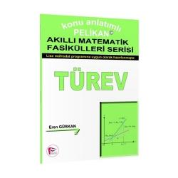 Pelikan Yayıncılık - Pelikan Yayınevi Türev Akıllı Matematik Fasiküleri Serisi