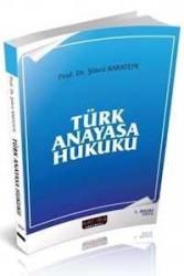 Savaş Yayınevi - Türk Anayasa Hukuku Savaş Yayınları