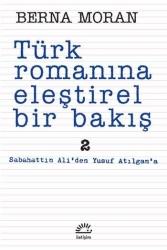 İletişim Yayınları - Türk Romanına Eleştirel Bir Bakış 2 İletişim Yayınları
