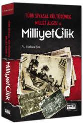 Yargı Yayınları - Türk Siyasal Kültüründe Millet Algısı ve Milliyetçilik Yargı Yayınevi