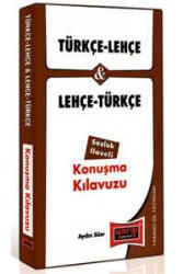 Yargı Yayınları - Türkçe - Lehçe ve Lehçe - Türkçe Konuşma Kılavuzu Sözlük İlaveli