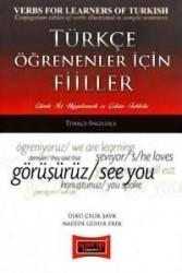Yargı Yayınları - Türkçe Öğrenenler İçin Fiiller Türkçe - İngilizce
