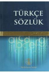 Türk Dil Kurumu Yayınları - Türkçe Sözlük Ciltli Türk Dil Kurumu Yayınları