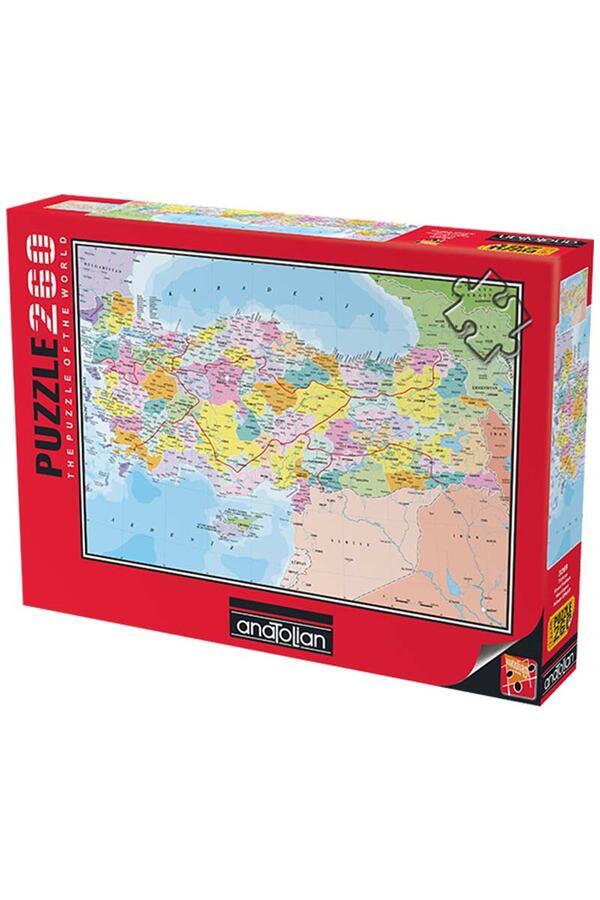 Anatolian - Türkiye Siyasi Haritası