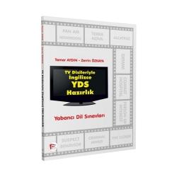 Pelikan Yayıncılık - TV Dizileriyle İngilizce YDS Hazırlık - Pelikan Yayınları