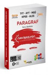 Rasyonel Yayınları - TYT AYT MSÜ KPSS ALES Navigasyon Paragraf Soru Bankası Rasyonel Yayınları