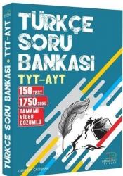 Ders Market Yayınları - TYT AYT Türkçe Tamamı Video Çözümlü Soru Bankası Dersmarket Yayınları