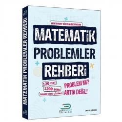 Ders Market Yayınları - TYT Matematik Problemler Rehberi Dersmarket Yayınları