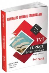 Kitap Gözü Yayınları - TYT Türkçe Kırmızı Kodlu Sorular Kitap
