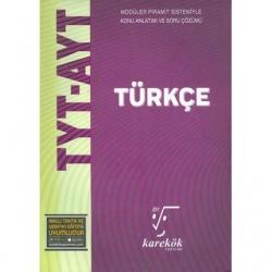 Karekök Yayınları - TYT Türkçe Konu Anlatımlı - Karekök Yayınları